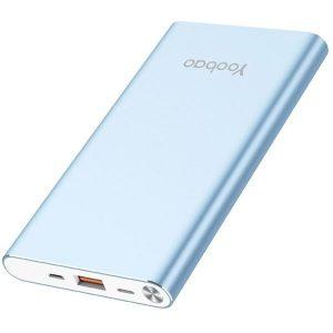 Портативное зарядное устройство Yoobao A1 (голубой)