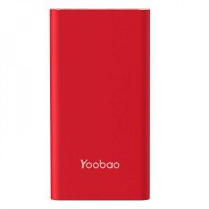 Портативное зарядное устройство Yoobao A1 (красный)