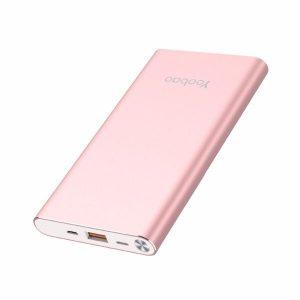 Портативное зарядное устройство Yoobao A1 (розовое золото)