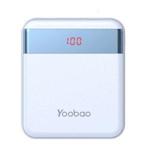 Портативное зарядное устройство Yoobao M4 Pro (голубой)
