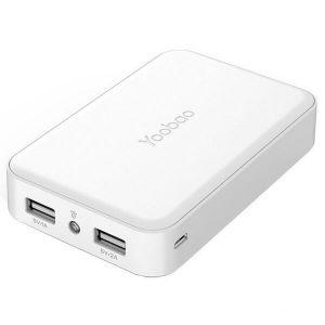 Портативное зарядное устройство Yoobao M5 (белый)
