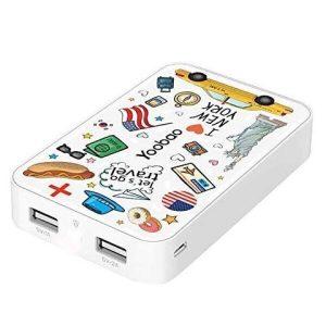 Портативное зарядное устройство Yoobao M5 (белый
