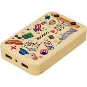 Портативное зарядное устройство Yoobao M5 (желтый