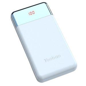 Портативное зарядное устройство Yoobao PD20 (голубой)