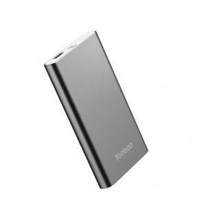 Портативное зарядное устройство Yoobao PL10 (серый)