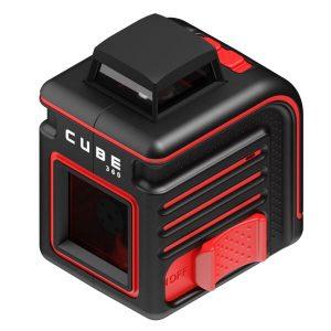 Построитель лазерных плоскостей (лазерный уровень) ADA Cube 360 Professional Edition (А00445)