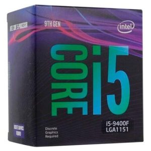 Процессор Intel Core i5-9400F (BOX)