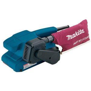 Профессиональная ленточная шлифмашина Makita 9910K