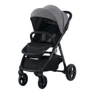 Прогулочная коляска BabyZz Rally (серый)