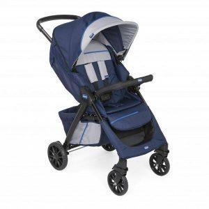 Прогулочная коляска CHICCO Kwik.One (синий)