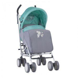 Прогулочная коляска LORELLI Ida (серый/зеленый)