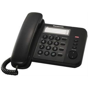 Проводной телефон Panasonic KX-TS2352RUB
