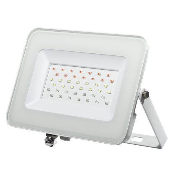 Прожектор светодиодный JAZZWAY PFL RGB-WH 30 Вт (5012103)
