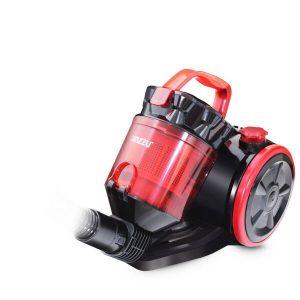 Пылесос Ginzzu VS424 (черный/красный)