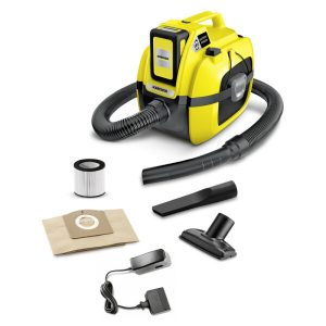 Пылесос Karcher WD 1 Compact Battery (1.198-301.0)