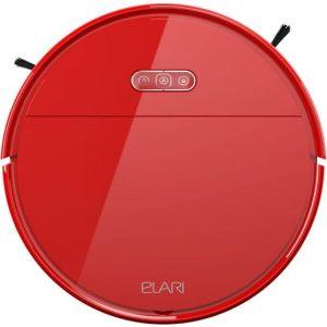 Робот-пылесос Elari SmartBot Brush (красный)