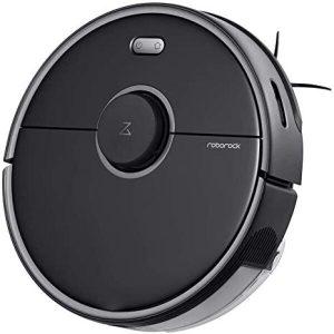 Робот-пылесос Roborock Robot Vacuum S5 Max Black