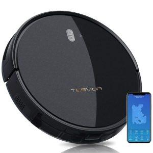Робот-пылесос Tesvor M1 (черный)