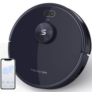 Робот-пылесос Tesvor S6