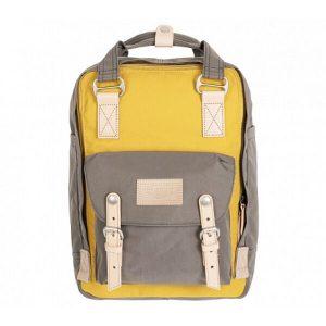 Рюкзак МихиМихи XL TM08717 (желтый/серый)