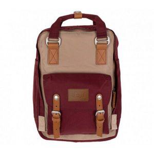 Рюкзак МихиМихи XL TM08722 (бордовый/коричневый)