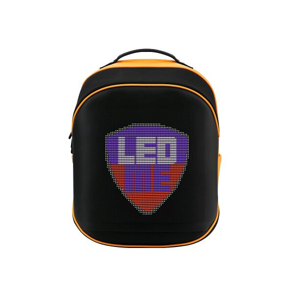 Рюкзак Prestigio LEDme MAX (PBLED125BO) черный/оранжевый