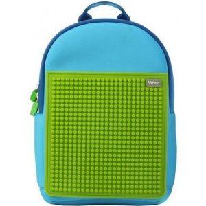 Рюкзак Upixel Rainbow Island WY-A027 (голубой/зеленый)