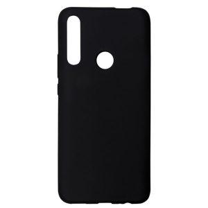Силиконовая накладка Akami Soft-touch для Huawei Y9 Prime Черный (9002)