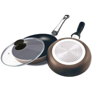 Сковорода LARA LR01-50 (серый)