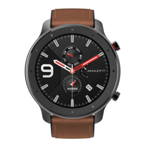 Смарт-часы Amazfit GTR 47.2mm A1902 Aluminum Alloy