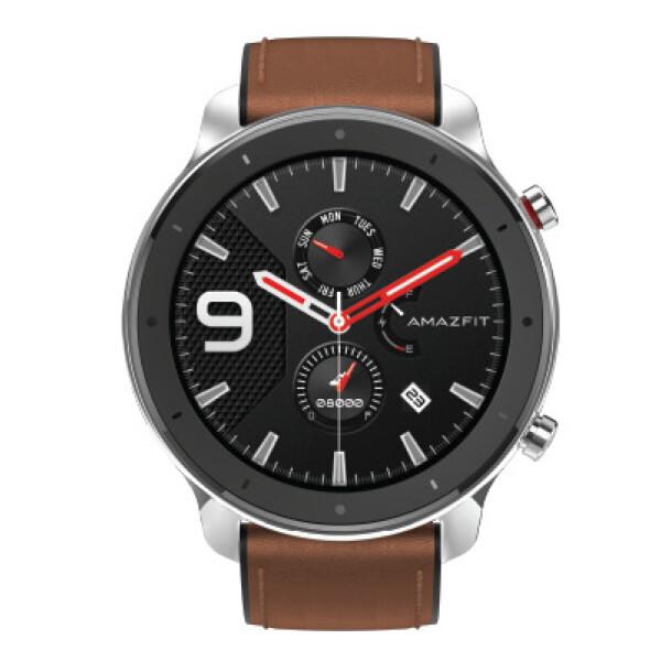 Смарт-часы Amazfit GTR 47.2mm A1902 Stainless Steel