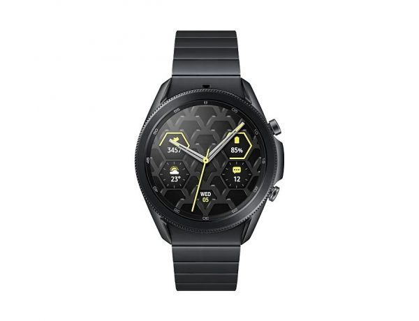 Smart-часы SAMSUNG Galaxy Watch 3 (SM-R840NTKACIS) черный титан