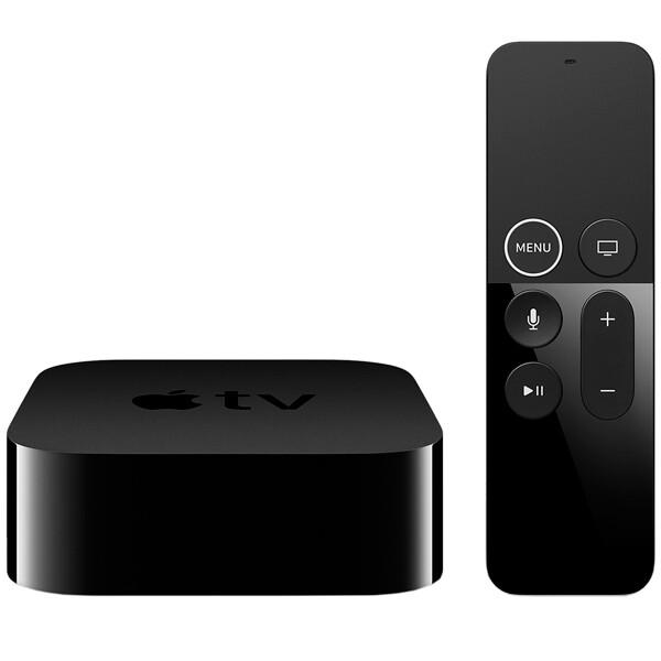 Смарт-приставка Apple TV 4K 64GB A1842 (MP7P2RS/A)