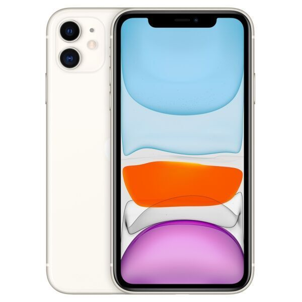 Смартфон APPLE iPhone 11 64GB White (MHDC3FS/A)