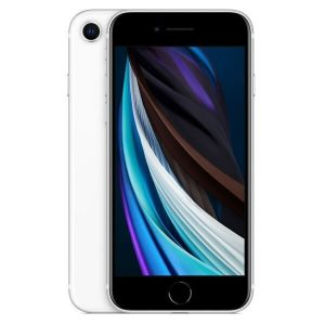 Смартфон APPLE iPhone SE 128GB белый (MHGU3RM/A)
