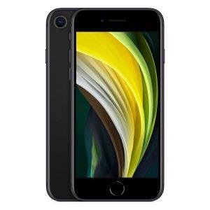 Смартфон APPLE iPhone SE 128GB черный (MHGT3RM/A)