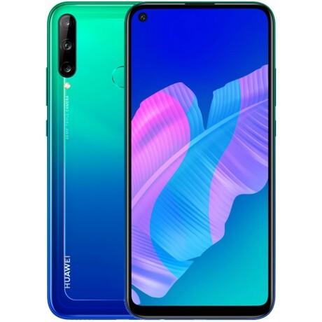Смартфон Huawei P40 lite E NFC (ярко-голубой)