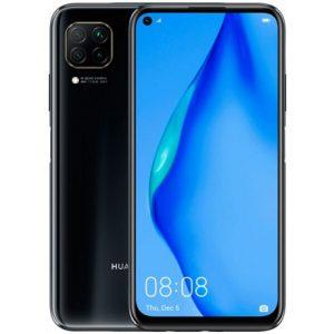 Смартфон Huawei P40 lite (полночный черный)