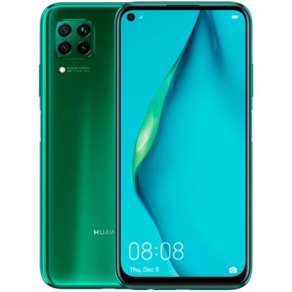 Смартфон Huawei P40 lite (ярко-зеленый)