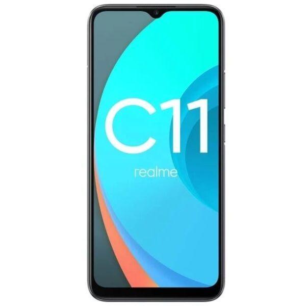 Смартфон Realme C11 RMX2185 2GB/32GB (серый)