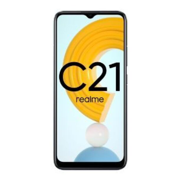 Смартфон Realme C21 RMX3201 4GB/64GB (черный)