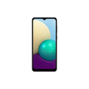 Смартфон Samsung Galaxy A02 (черный)