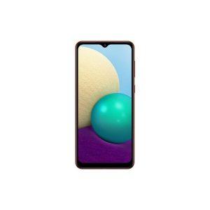 Смартфон Samsung Galaxy A02 (красный)