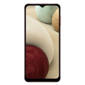 Смартфон Samsung Galaxy A12 4GB/64GB (SM-A125FZRVSER) красный