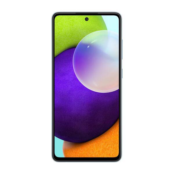 Смартфон Samsung Galaxy A52 128GB (голубой)