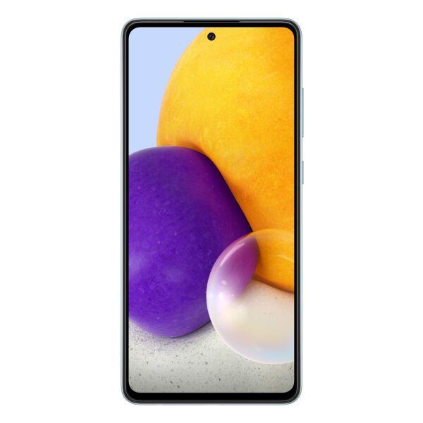 Смартфон Samsung Galaxy A72 128GB (голубой)
