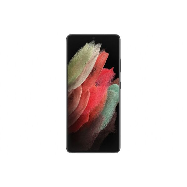 Смартфон Samsung Galaxy S21 Ultra 12GB/128GB (черный фантом)