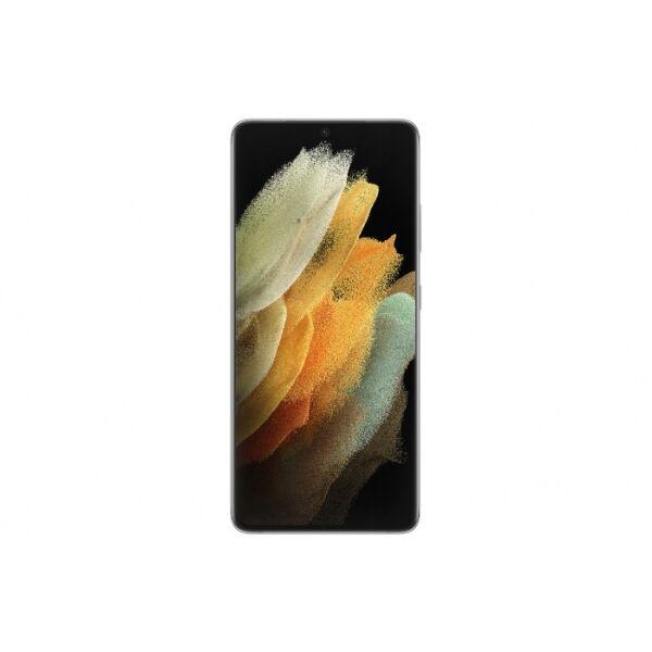 Смартфон Samsung Galaxy S21 Ultra 12GB/128GB (серебряный фантом)