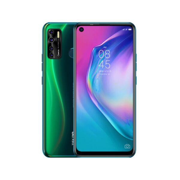 Смартфон Tecno Camon 15 Air (зеленый)
