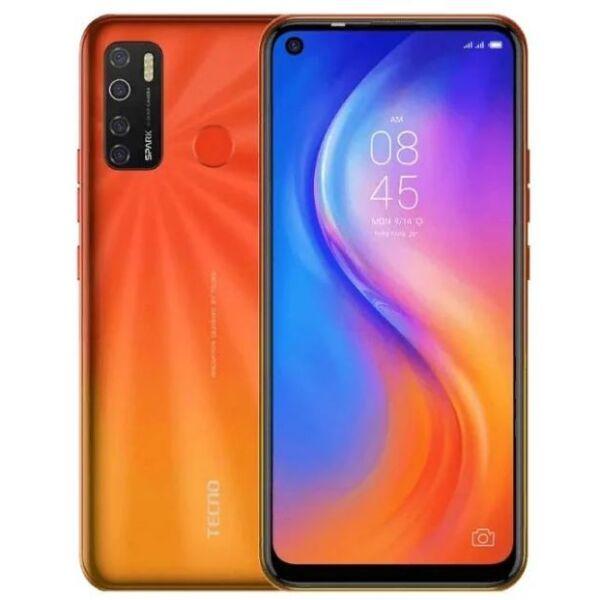 Смартфон Tecno Spark 5 2GB/32GB (оранжевый)